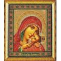 Кроше (Радуга бисера) В-183 Касперовская Богородица
