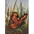 Кроше (Радуга бисера) В-207 В тростнике