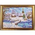 Кроше (Радуга бисера) В-240 Рождественская сказка