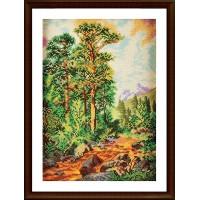 Кроше (Радуга бисера) В-244 Горная тропа