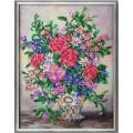 Кроше (Радуга бисера) В-252 Вальс цветов