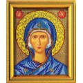 Кроше (Радуга бисера) В-304 Божья Матерь