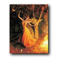 Kustom Krafts 20027 Танец огня (Fire Dance Fairy)