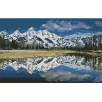 Kustom Krafts 20247 Горное отражение (Mountain Reflection)