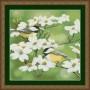 Kustom Krafts 98337 Весенние гаички (Sprintime Chickadees)