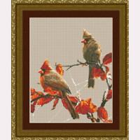 Kustom Krafts 98417 Кардиналы (Morning Jewels- Cardinals)