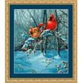 Kustom Krafts 99767 Кардиналы зимой (Snow Fire Cardinals)