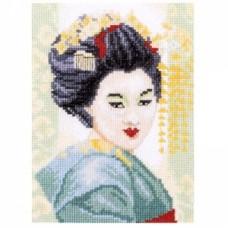 Набор для вышивания 11104А Geisha (Гейша)