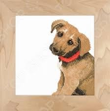 Lanarte 35081            Adorable puppy (Милый щенок)