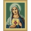 Luca-S B327               Дева Мария