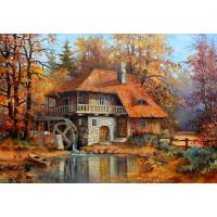 Luca-S B481 Осенний пейзаж