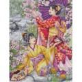Maia 01025  Geishas (Гейши)