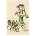 Maia 5678000-01070 Prancing Poodles (Игривые пудели)