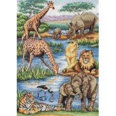 Maia 5678000-01212 African wildlife (Дикая Африка)