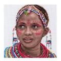 Maia 5678000-05037 Masai Woman Portrait (Портрет женщины из племени масаи)