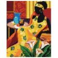 Maia 5678000-09005 Blue Vase (Голубая ваза)