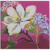 Maia 5678000-09008 Blossom On Pink (Цветок на розовом фоне)