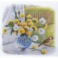 Марья Искусница 04.005.12 Время цветения одуванчиков