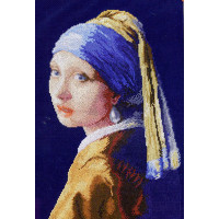 Марья Искусница 06.001.05 Девушка с жемчужной серьгой