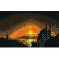 Марья Искусница 06.003.02 Константинополь при лунном свете