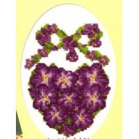 Марья Искусница 10.002.01 Фиалковое сердце