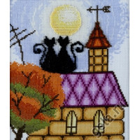 Марья Искусница 13.002.02 Кошки на крыше