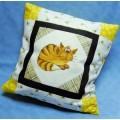 Марья Искусница 14.001.01 Уютный кот. Подушка