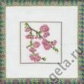 Марья Искусница 20.012.01 Розовые веточки