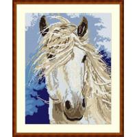 Megas 615/1 Белая лошадь