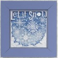 Mill Hill MH14-0303 Snowfall (Снегопад)