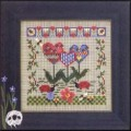 Mill Hill MHCB215 Quilted Garden (Садовые цветы)