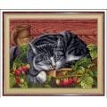 МП Студия НВ-268 Спящий кот