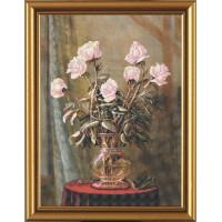 Nova Sloboda CД3015 Белые розы