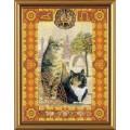 Nova Sloboda НК 4090 Кот из созвездия Лев