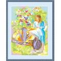 Овен 139 Девушка и автомобиль