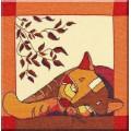 Овен 358 Стилизованные коты 1