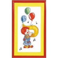 Овен 38 Клоун Си