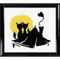 Овен 405 Влюбленные коты №4