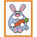 Овен 413 Кролик с морковкой