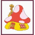 Овен 578 Домик-грибок