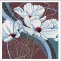 Овен 596 Белые анемоны