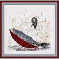 Овен 718 Грустный зонтик