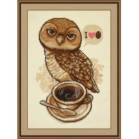 Овен 738 Любительница кофе