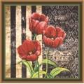 Овен РТ-007 Красные тюльпаны