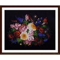 Panna БН-5011 Жостовские цветы