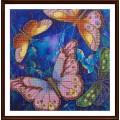 Panna БН-5015 Бабочки в ночных цветах