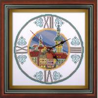 Panna Ч-1580 Часы на старой ратуше