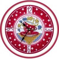 Panna Ч-1581 Часы для уютной кухни