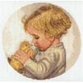 Panna ДТ-1405 Мальчик с утенком