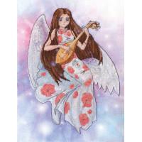 Panna Ф-1317 Девушка с лютней